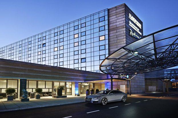 hotel radisson blu scandinavia århus