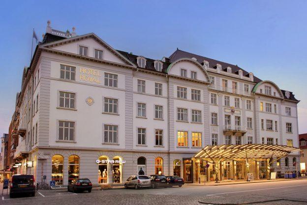hotel royal århus